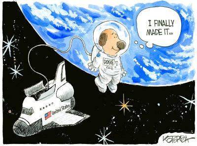 Dogie Cartoon
