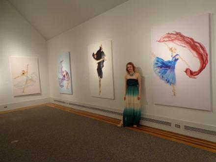 Emily Jordan Paintings