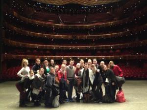 New York City Lincoln Center