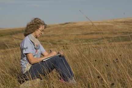 Twyla on the Prairie