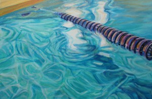Lane 2 - 2012 - oil on canvas - 30x20